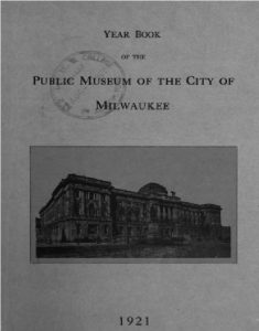 1921-yearbook-Milw-Public-Museum-cover
