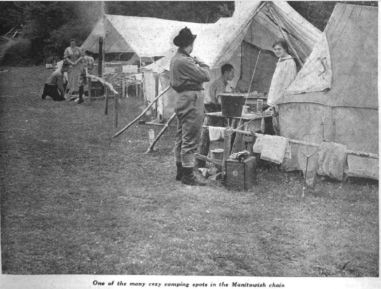 Island-camp