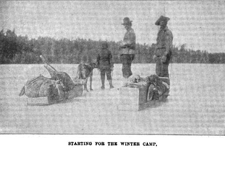 forest and stream 1895-trapper-to-camp
